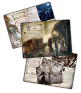"Layout-Vorschau ""Shadows of Esteren"""