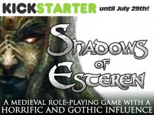 Kickstarter Esteren Kickstarter Logo