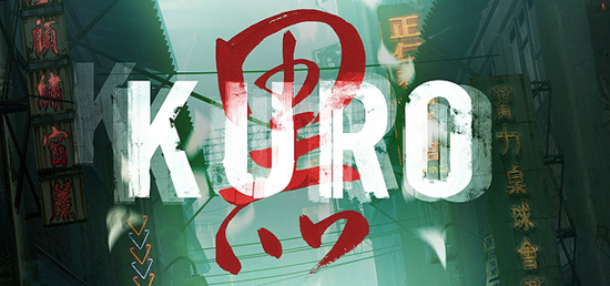 """""""Kuro""""-Logo"""