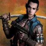 """Shadowrun Online"" Elven Street Samurai"