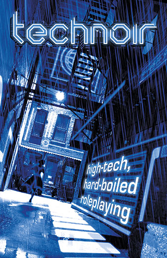 """""""Technoir""""-Cover"""