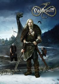 """Yggdrasil""-Cover"