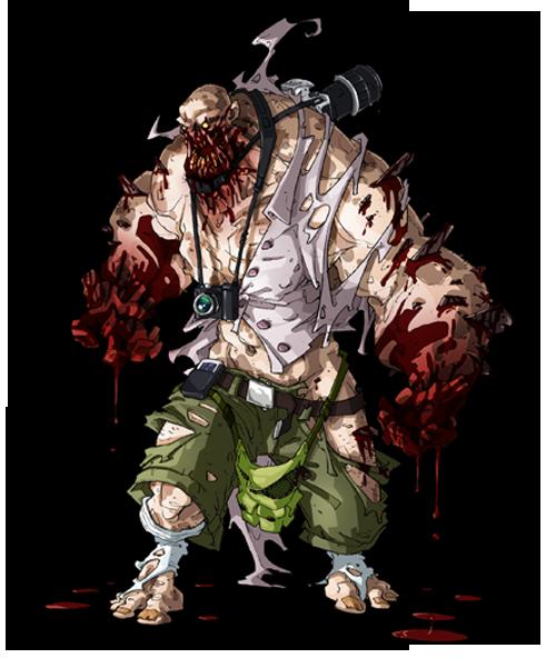 """Zombicide"": Big Zombie"