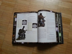 """Iron Kingdoms RPG"": Steamjacks"