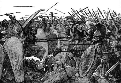 Spartaner ...