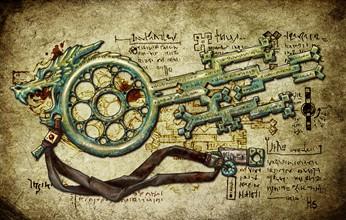 """Midgard Campaign Setting"": ""A key of Veles"""