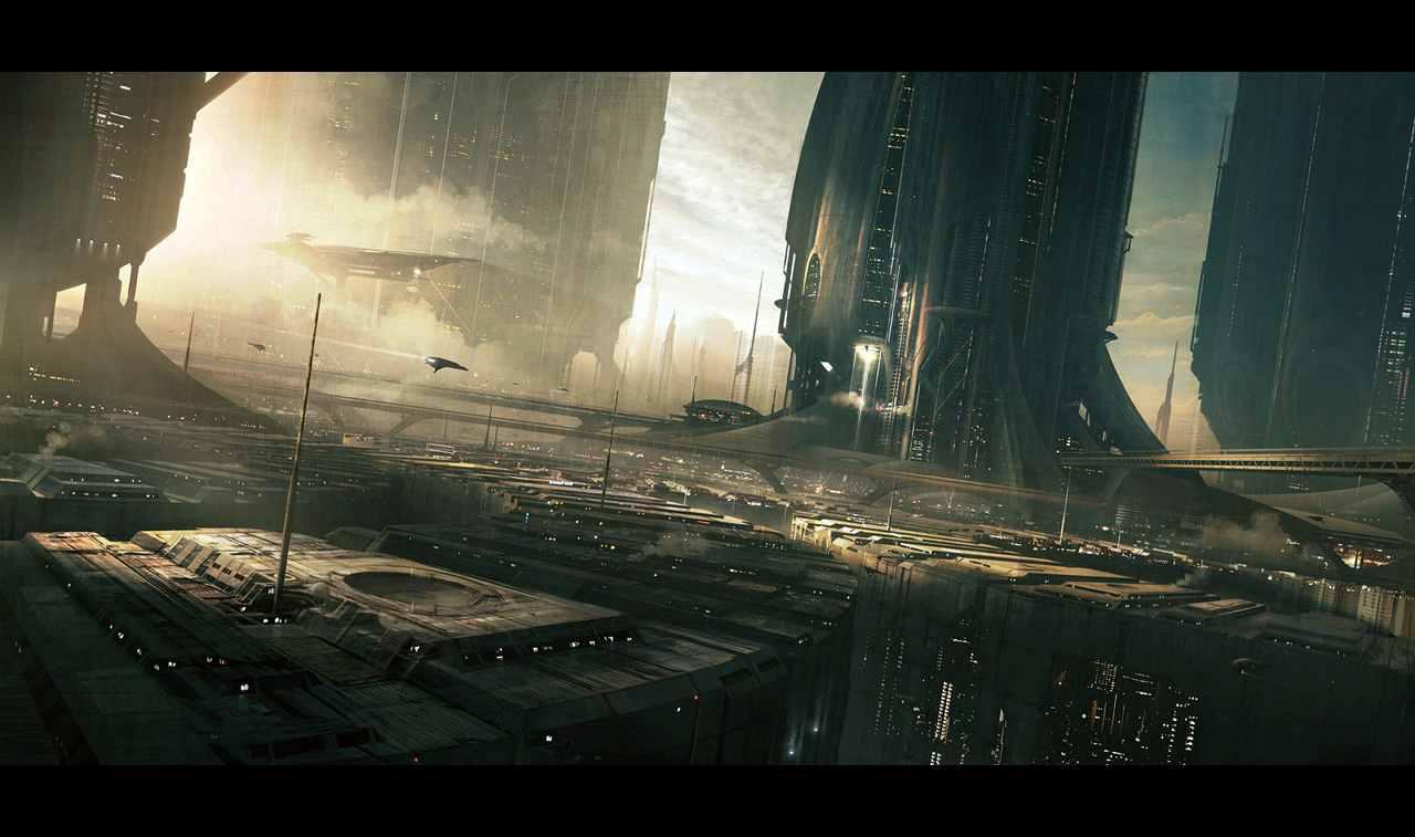 Nova Praxis: City (Andree Wallin, Void Star)