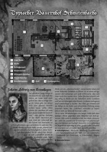 """""""Schnutenbach"""": Ein typischer Bauernhof"""