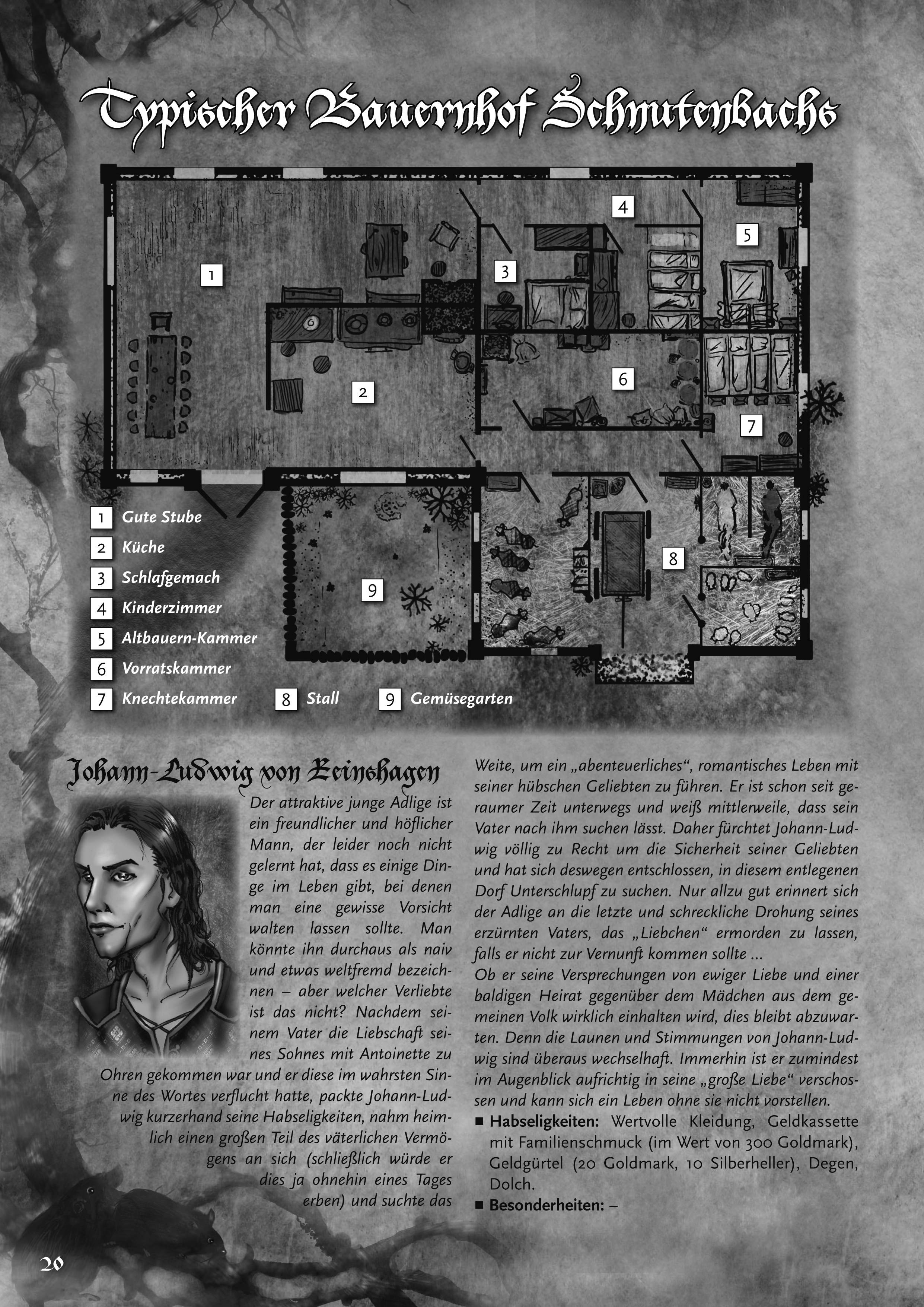 """""""Schnutenbach"""": Ein Bauernhaus"""