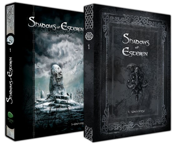 """Shadows of Esteren 1 Universe"": Standard Edition und Limited Edition"