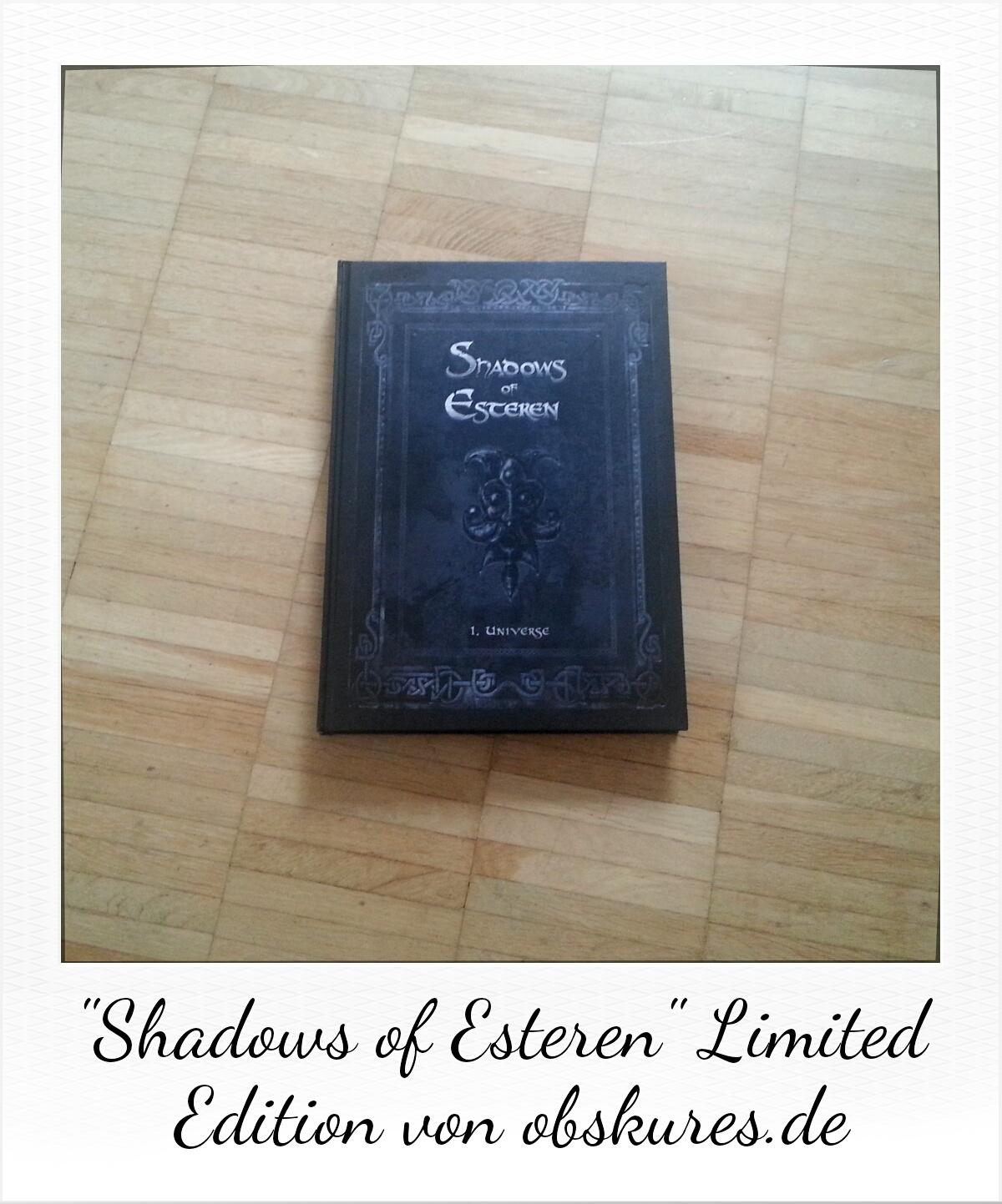 """Shadows of Esteren"" Limited Edition von obskures.de"