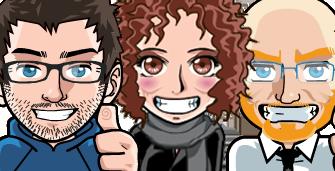 Das illustre Team von Superfritte.de