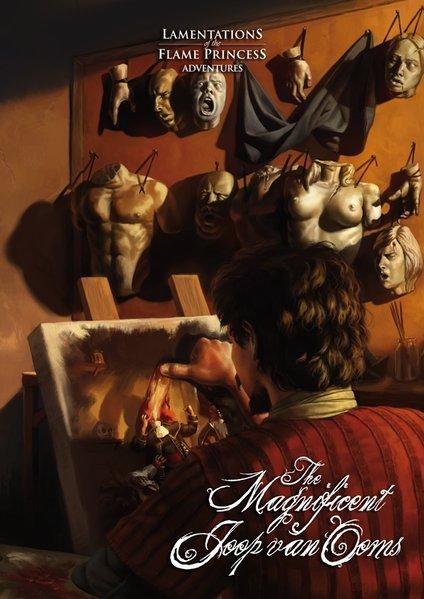 """""""The Magnificent Joop van Ooms""""-Cover"""