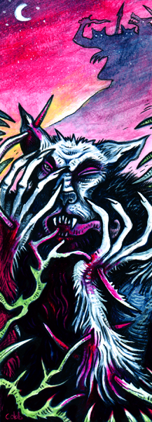 """Werewolf the Apocalypse"": ""Gaias Vengeful Teeth"""