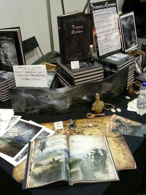 """""""Shadows of Esteren"""": Die letzten limitierten Bücher"""
