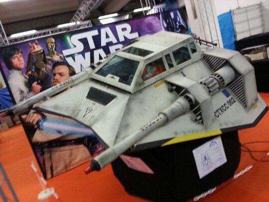 """""""Star Wars: Snow Speeder"""""""