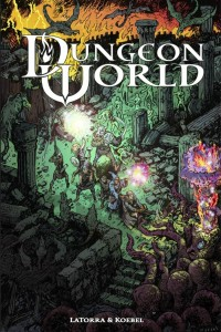 Dungeon World-Cover