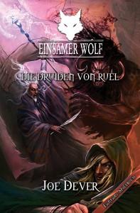 Einsamer Wolf 13 - Die Druiden von Ruel: Cover