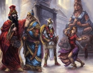 The Guide to Glorantha: The Lunars ...