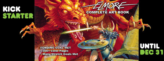 Larry Elmore: The Complete Artbook