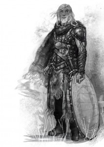 Shadows of Esteren: Kavan Mac Dougal (Lord of Shadows sketch)