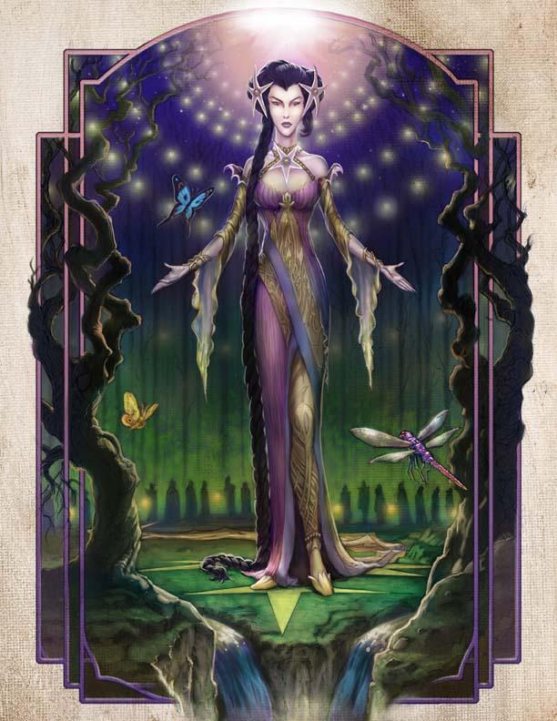 13th Age: Elf Queen
