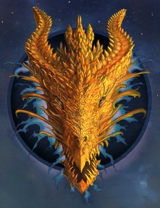 13th Age: The Great Gold Wyrm