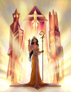13th Age: The Priestess