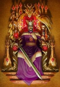 13th Age: The Emperor
