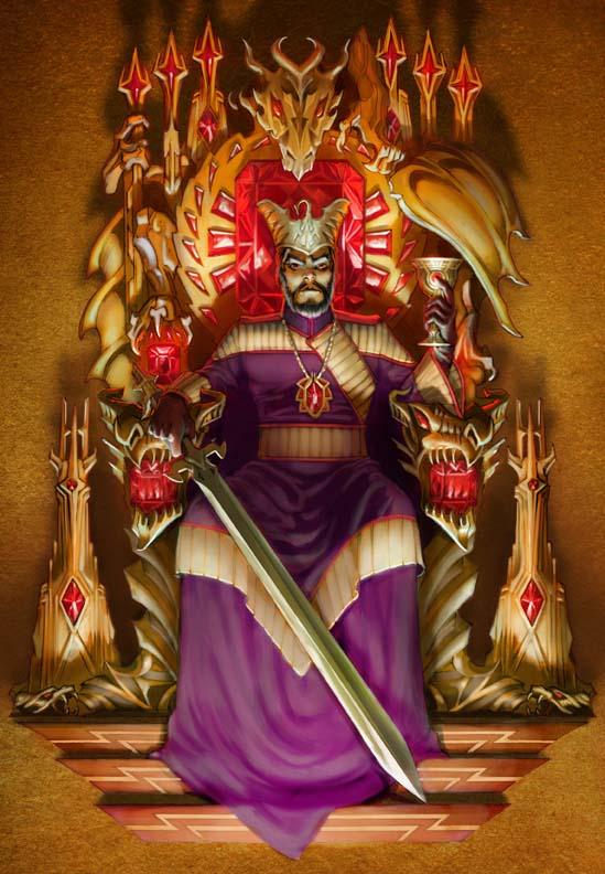 13th Age: Emperor