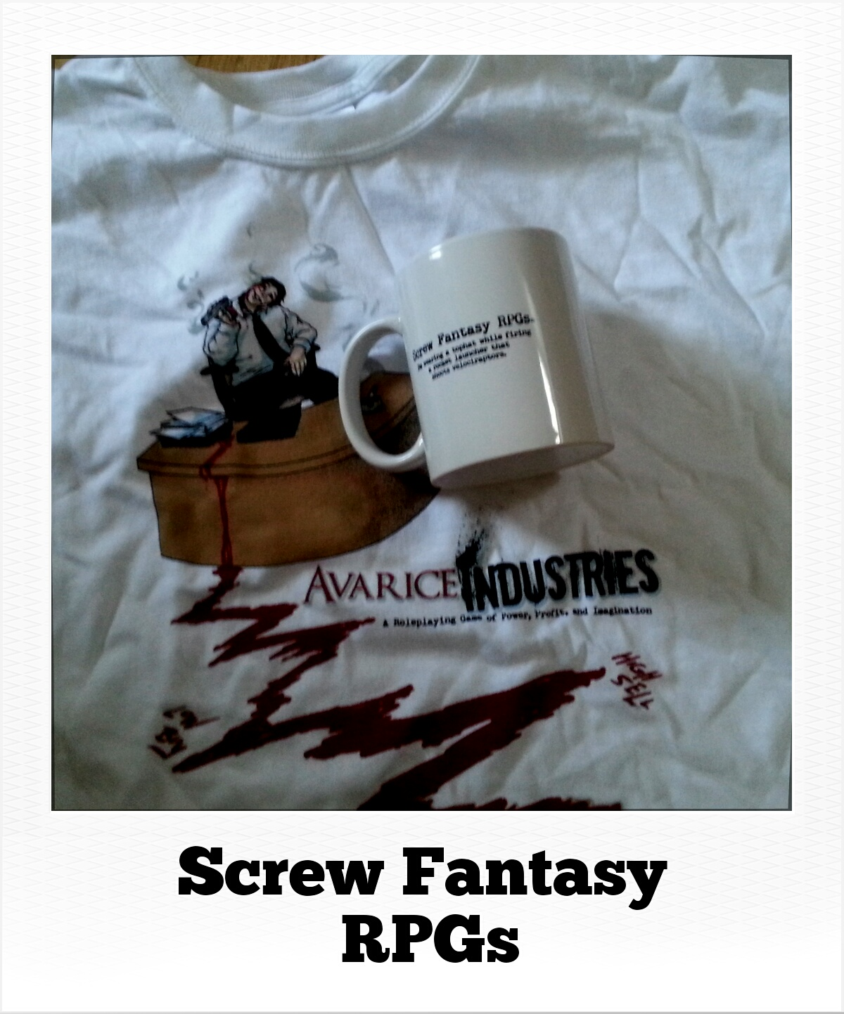 Avarice Industries RPG: Screw Fantasy RPGs_Fantasy-RPGS