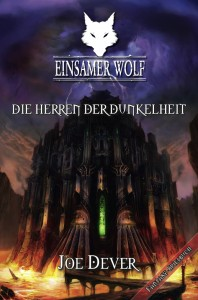 Einsamer Wolf 12 - Die Herren der Dunkelheit: Cover