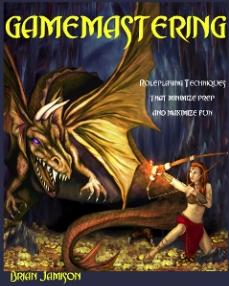 Gamemastering: Cover