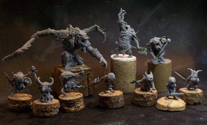 Imbrian Arts: Goblin Set