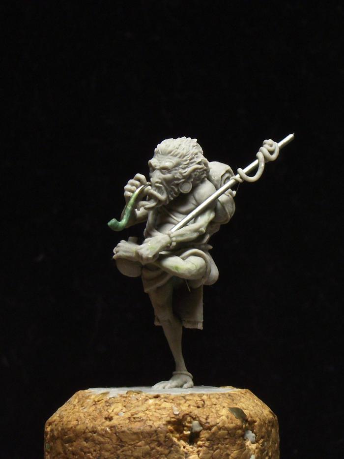 Imbrian Arts: Monk