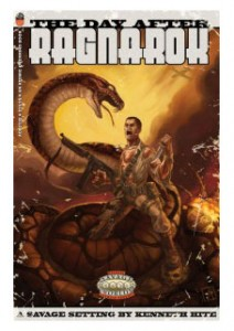 The Day After Ragnarok from Atomic Overmind Press