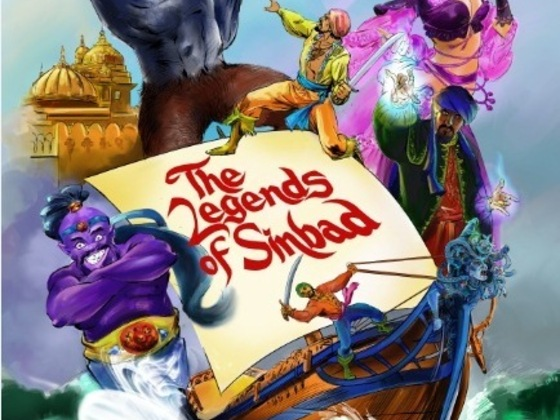 The Legends of Sindbad for Savage Worlds (by Game Smith LLC)