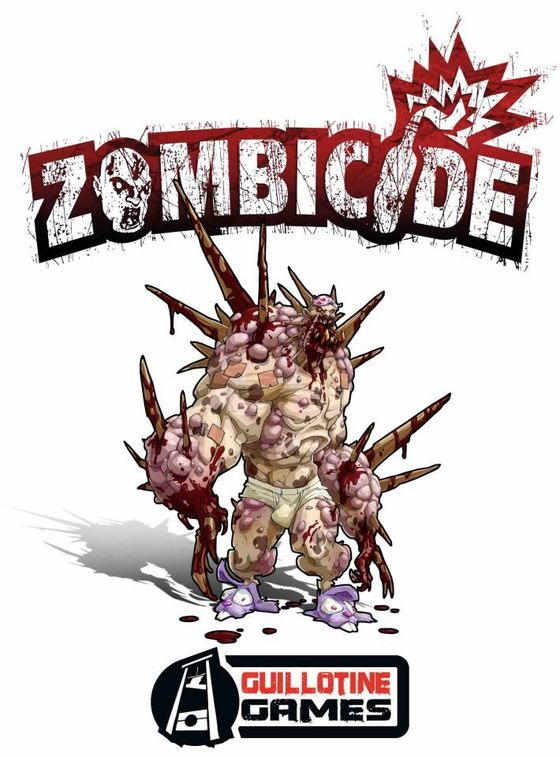 Zombicide - Toxic City Mall: Abomination