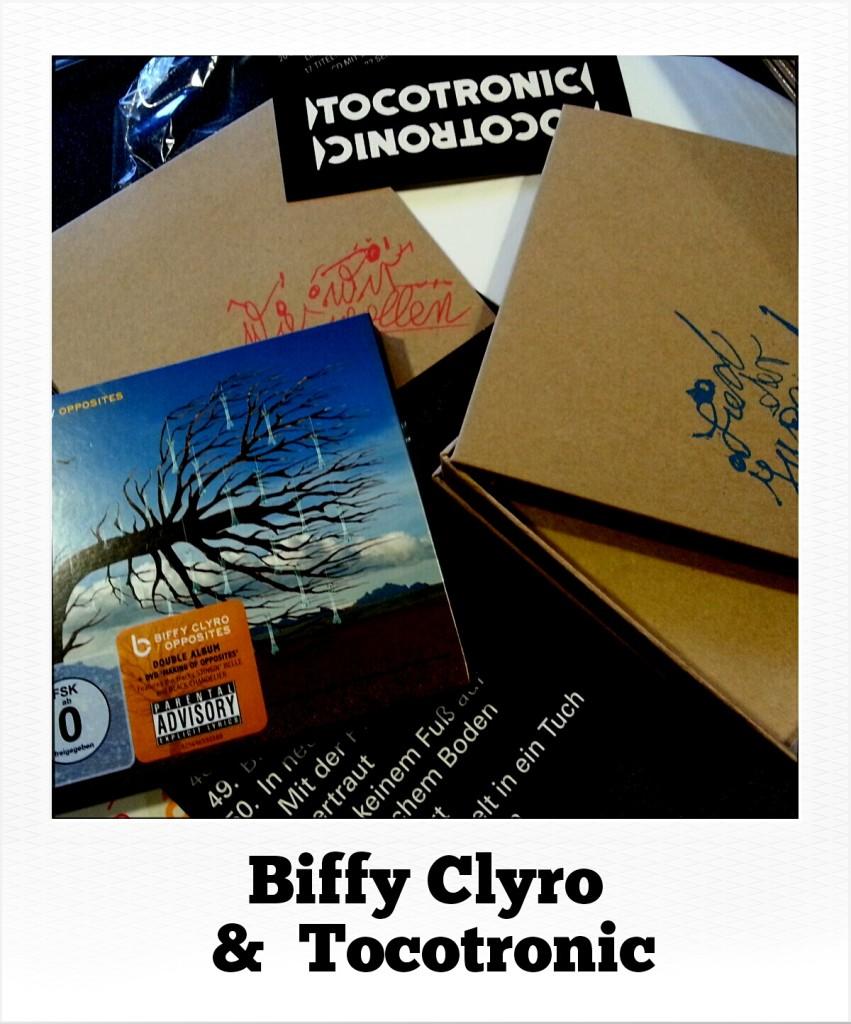Biffy Clyro - Opposites & Tocotronic - Wie wir leben wollen