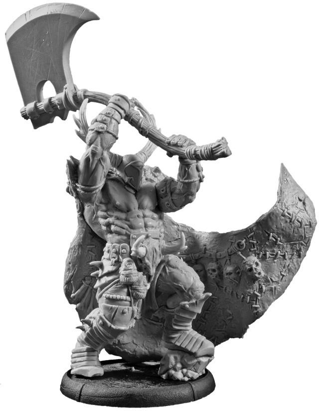 Darklands: Carrowek of Carn Dhu (Mierce Miniatures)