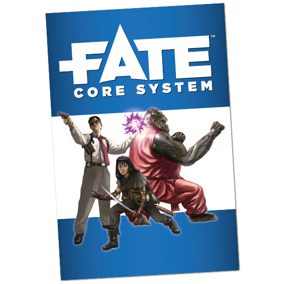 Fate Core System (Evil Hat)