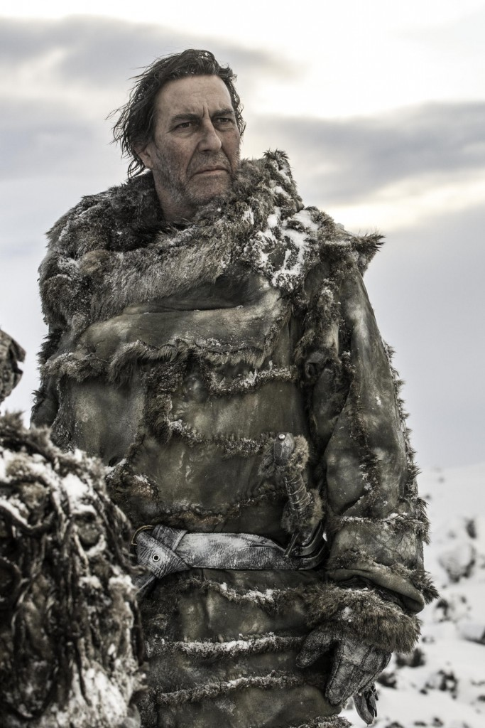 Game of Thrones: Mance Rayder (Helen Sloan/HBO)
