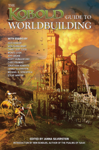 Kobold Guide to Worldbuilding: Cover (Open Design)