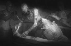 Mummy: The Cures: A mummy awakes (The Onyx Path)