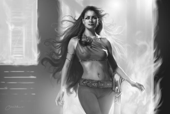 Mummy: The Curse: A Lady? (The Onyx Path)