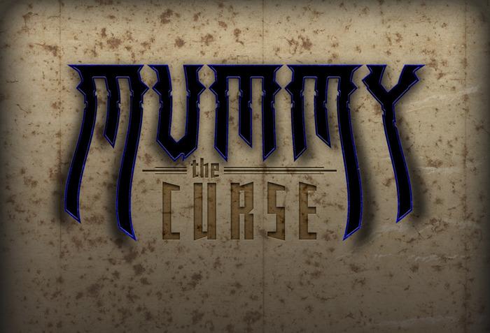 Mummy: The Curse: Logo (The Onyx Path)