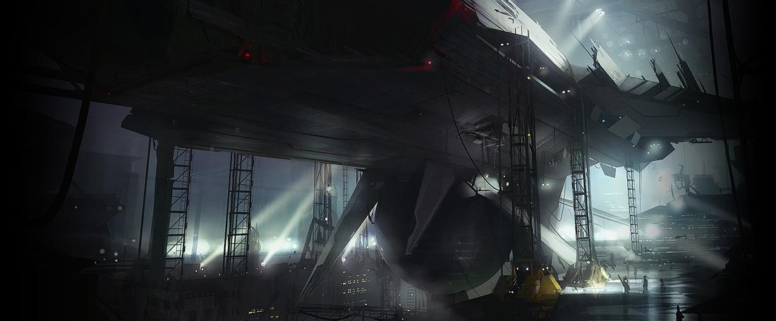 Nova Praxis: Starship Factory (Andree Wallin, Void Star)