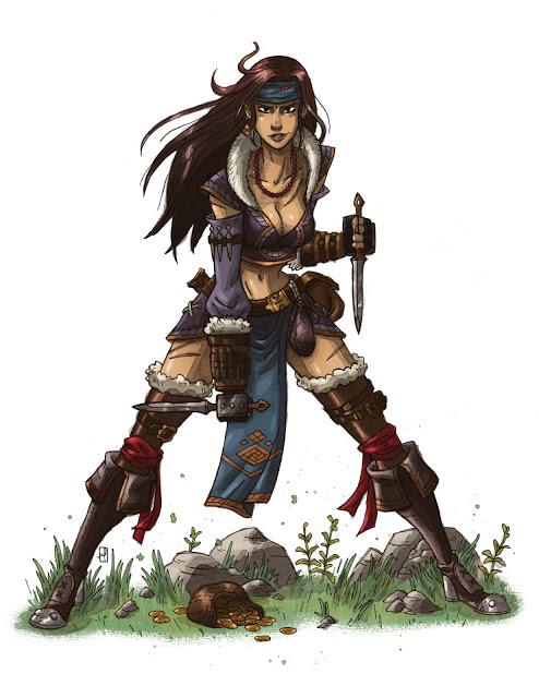 Highland Rogue (M. S. Corley)