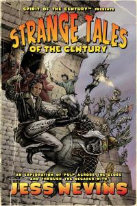 Strange Tales: Prototype Cover (Evil Hat)