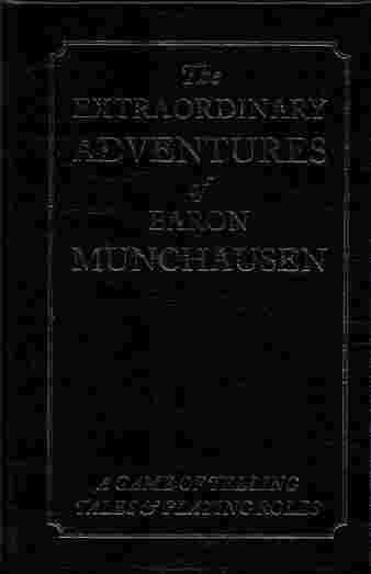 The Extraordinary Adventures of Baron Munchausen (James Wallis)
